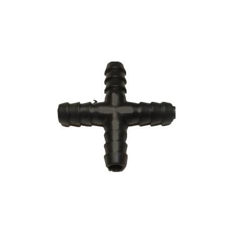 Raccord en croix Ø 9-12mm