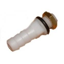 Sortie de réservoir, bac à eau, plastique Ø 9-12mm
