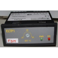 Thermostat analogique couveuse MG50, 70-100, 100-150, 200 et 316