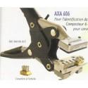 Série de chiffre AXA 606 - 5mm