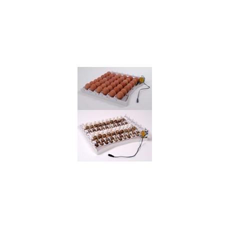 Système de retournement avec moteur et grille multi-oeufs COMFORT