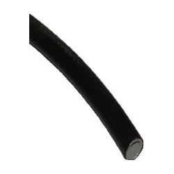 Tuyau renforcé noir Ø 09mm-12mm, le mètre