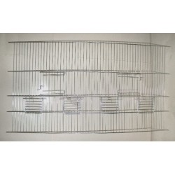 Devanture - Facade de cage 70 x 40