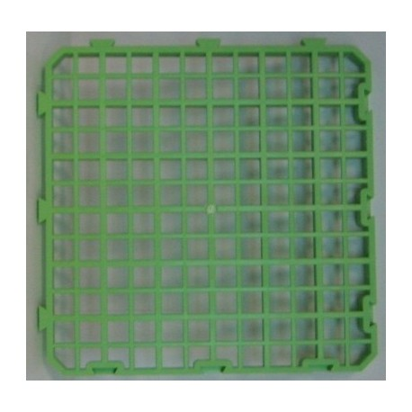 Caillebotis en plaque petit - 25x25cm
