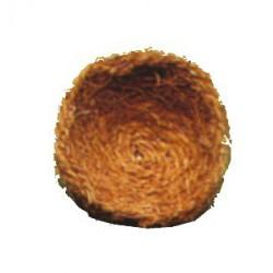 Fond de nid canaris en fibre de coco 11cm