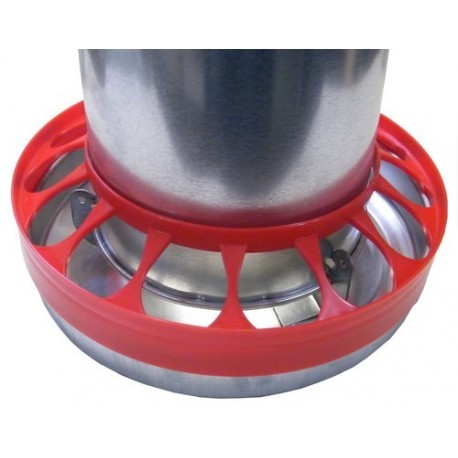 Grille anti-gaspillage ronde pour mangeoire 10kg