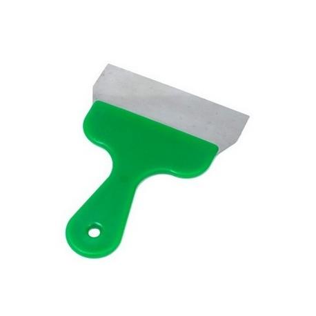 GRATTOIR - POUSSOIR 16cm vert