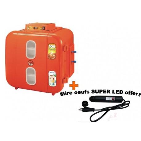 Couveuse 108 oeufs digitale - Offre spéciale à emporter