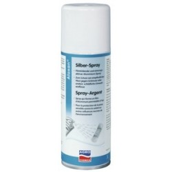 Spray argent ALOXAN - Protection des blessures