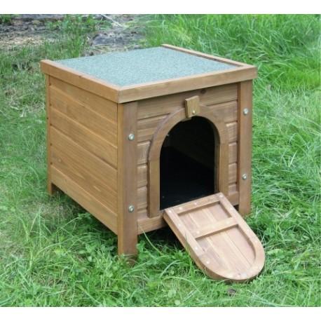 Maison / Nichoir en bois pour canard, rongeur