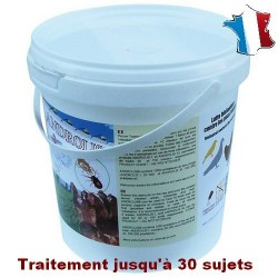 Androlis® L - anti-poux rouges naturel - Transport OFFERT