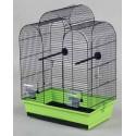 Cage oiseaux - canaris, perruche  SARANTA