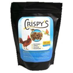 Crispy's Insecte seché - Fort en Protéines - 750g