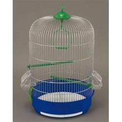 Cage oiseaux ronde GERANIUM