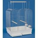 Cage pour Perroquet ou Perruche - TRANSPORT OFFERT