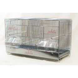 Cage de reproduction, d'élevage canaris - galva 55cm