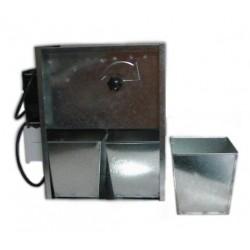 Souffleuse, trieur à graines métal- Transport OFFERT
