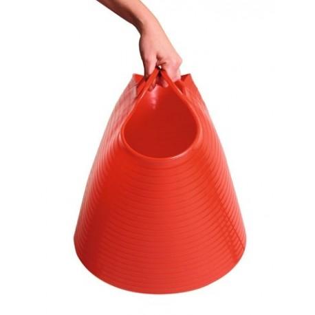 Seau flexible 42L - Souple et résistant