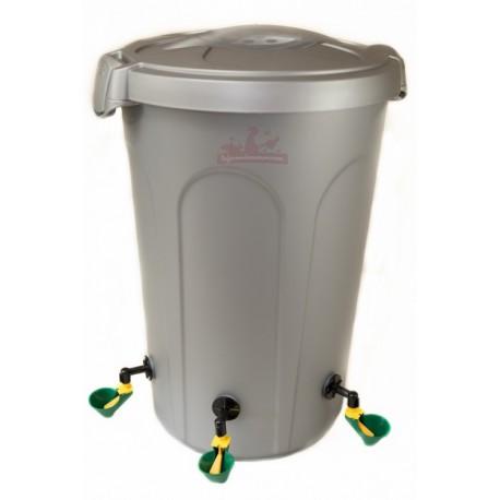 Abreuvoir automatique 40L - remplissage facile