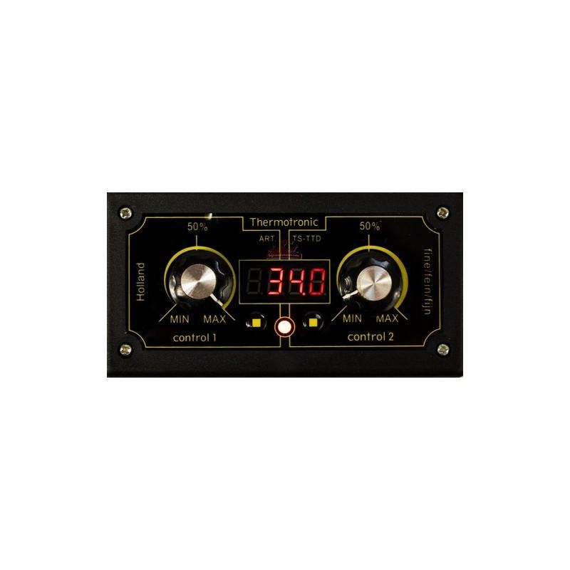 thermostat electronique avec cran digital indicateur de. Black Bedroom Furniture Sets. Home Design Ideas