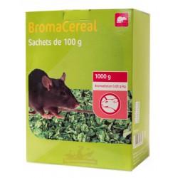 Raticide - Souricide Bromacéréales 1000g