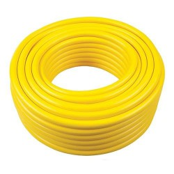 Tuyau d'arrosage PVC renforcé 30m