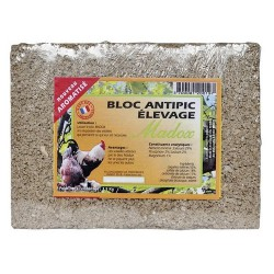 Bloc anti-picage ELEVAGE volaille 3.5kg
