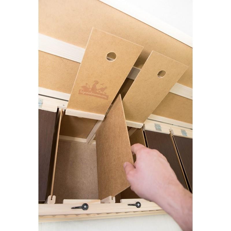 paniers caisse de transport 10 cases transport offert. Black Bedroom Furniture Sets. Home Design Ideas