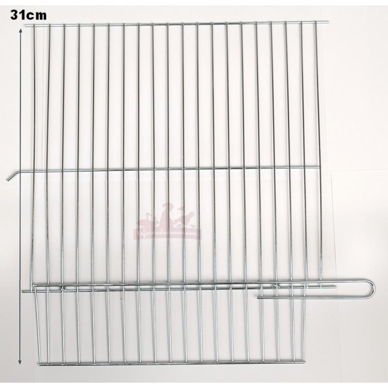 grille de s paration pour cage de reproduction cova 55cm la ferme de manon. Black Bedroom Furniture Sets. Home Design Ideas