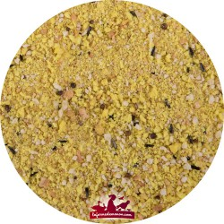 Patée jaune sèche DELI-NATURE - sac de 3kg