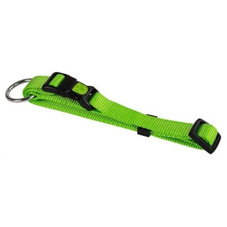 Collier nylon vert