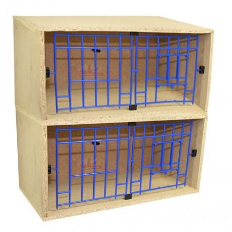 casier de reproduction pour pigeon lot de 2 la ferme de manon. Black Bedroom Furniture Sets. Home Design Ideas