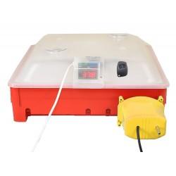 Couveuse digitale 56 oeufs automatique 160W réglable - TRANSPORT OFFERT