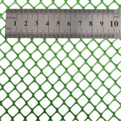 Grillage hexagonal plastifié vert - 9x9 - 25m TRANSPORT OFFERT