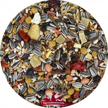 Mélange Perroquets - AMAZONIA Gourmet n°22 -  Sac de 15kg