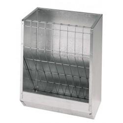 Râtelier - Mangeoire métal fermée - Haute qualité