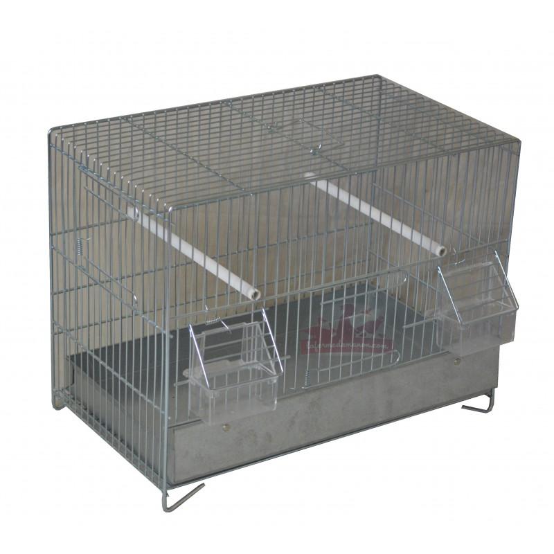 cage tout en m tal pour oiseaux becs droit canaris. Black Bedroom Furniture Sets. Home Design Ideas