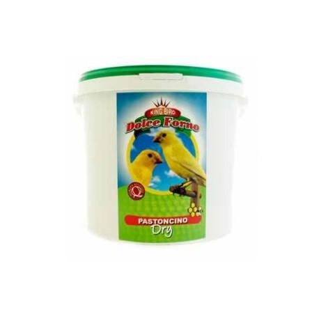 """Pâtée jaune sèche """"Dolce Forno Dry"""" - Seau de 5kg"""