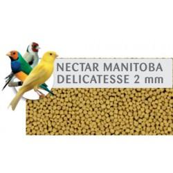Granulés, extrudés - Nectar Manitoba oiseaux 2mm - 1kg
