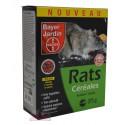 """Raticide - Souricide """"Rodilon Grains"""" aux 3 céréales 15 x 25g"""