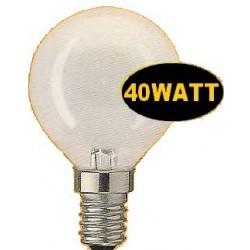 Ampoule de rechange 40W-E14 pour couveuse 7 oeufs