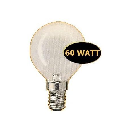 Ampoule de rechange 60W-E14 pour couveuse 12 oeufs