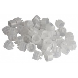 EMBOUT arrondi pour perchoir Ø 12-14mm - Lot de 10