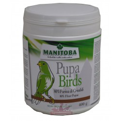 Pupa Birds - Supplément de protéines Animale