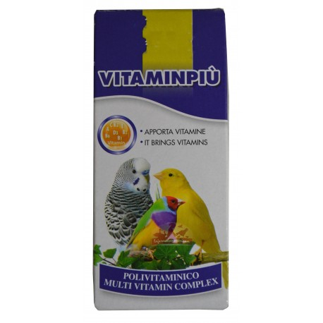 Mulvitamines oiseaux