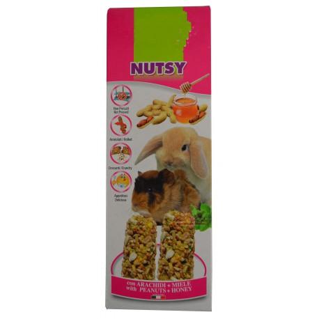 Snack - Baguette arachide et miel pour lapin et cobaye