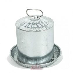 Abreuvoir galvanisée 10L avec poignée