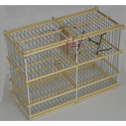 Trébuchet + cage appelant