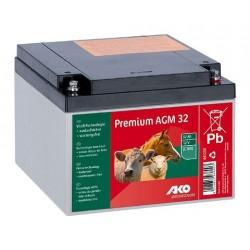 Batterie 12V AGM 12V