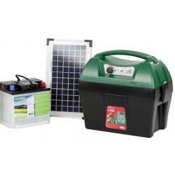 Kit Electrificateur A800 - avec panneau solaire